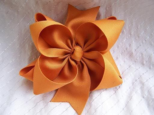 Free Hair Bow Making Instructions - Bing Images    Similar bow instructions - http://www.theribbonretreat.com/blog/inside-out-halloween-bow-2.html