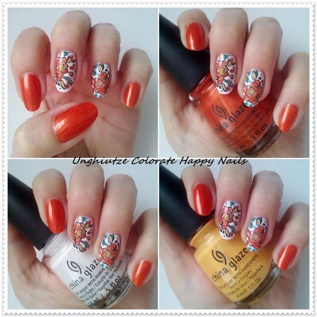 Unghiutze colorate-Happy nails: Nail Art Marathon-6.Leadlight