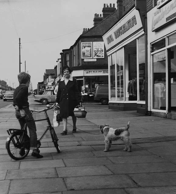 Junction Of Chillingham Road And Trewhitt Road Heaton