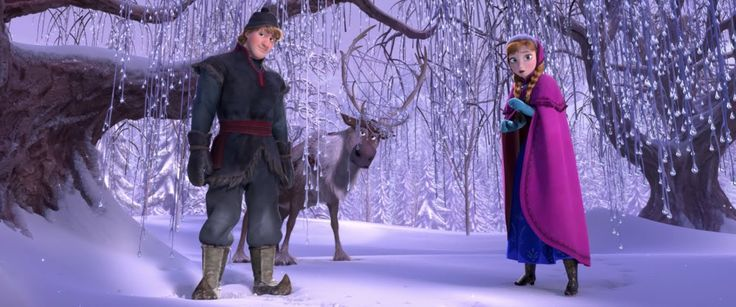 Official Trailer For Disney's Animated Feature Film 'Frozen'