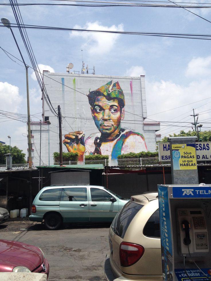 Mural en Guadalajara, Jalisco