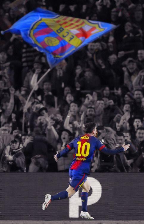 Messi, Gol