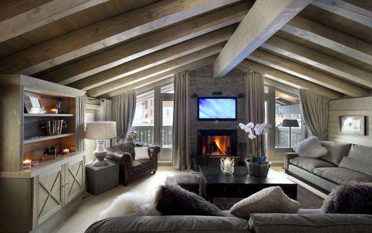 Luxury Ski Chalet, Chalet White Pearl, Val d'Isere, France, France