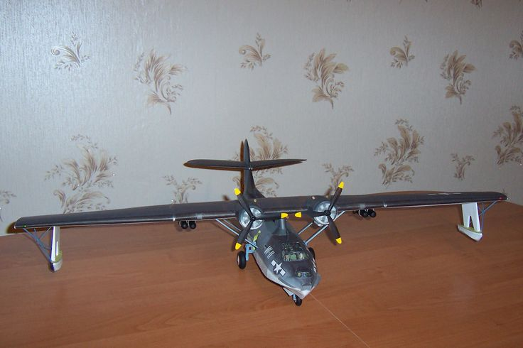 PBY Catalina 5 a  - model wydawnictwa GPM  9/2005
