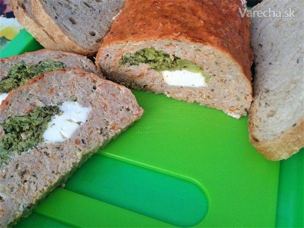 Fašírka so zeleninou (fotorecept) - Recept