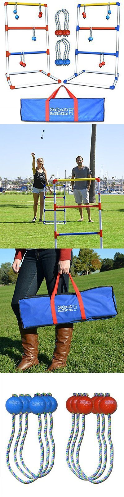Other Backyard Games 159081: Gosports Premium Ladder Toss Game With 6 Bolos And Carrying Case New -> BUY IT NOW ONLY: $44.49 on eBay!