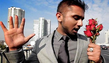 Who is Honey Singh and why is he receiving death threats