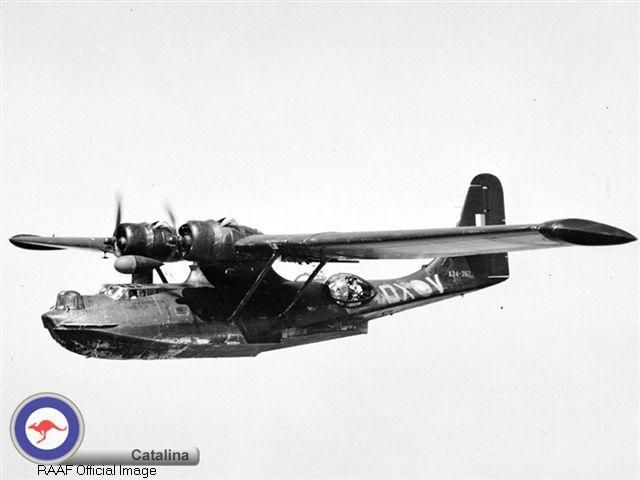 RAAF Consolidated PBY Catalina A24-362 (The real aircraft)