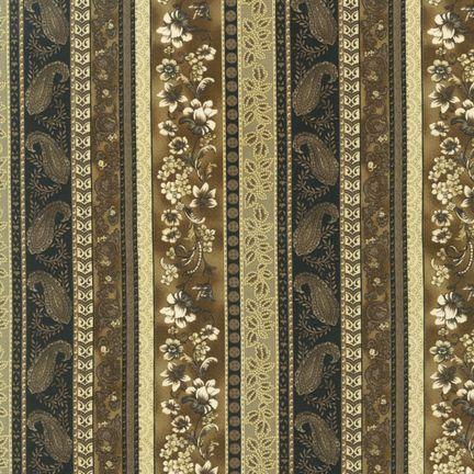Robert Kaufman Fabrics: ELJ-10415-200 VINTAGE from Mademoiselle