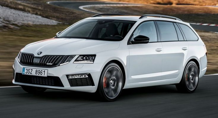 Skoda Puts A Price On Updated Octavia vRS & Scout In The UK