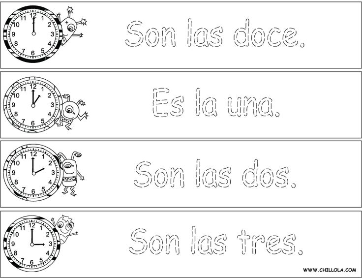 1000+ images about Spanish on Pinterest | Spanish numbers, For ...