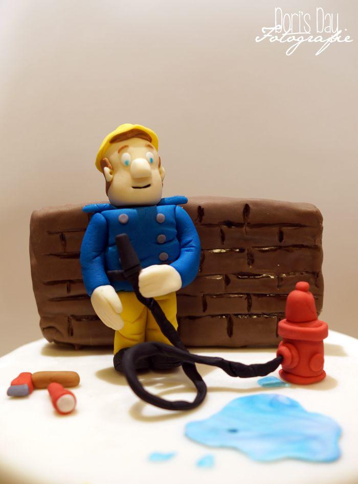 DORI'S DAY: Geburtstagstorte - Feuerwehrmann Sam