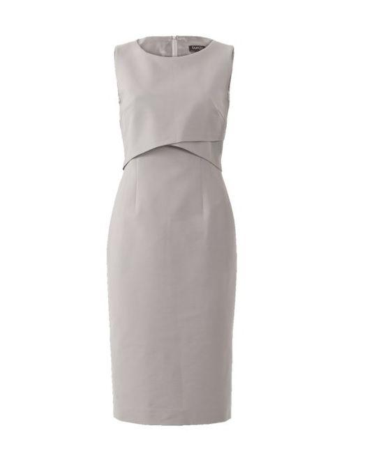 Burda Style Layer-Look Dress 05/2017 #111