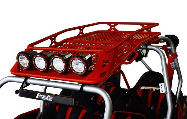 Polaris RZR 4 Safari Rack Cargo System
