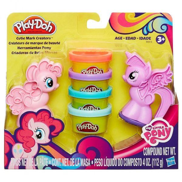 Play-Doh Kucykowe znaczki My Little Pony - Plastyczne - Satysfakcja.pl