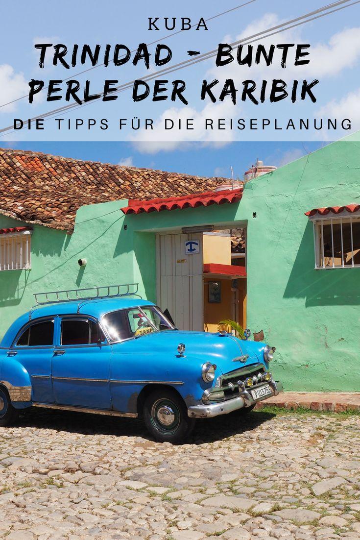 Kuba Trinidad Reisetipps   Mein Reisebericht mit Reiseinfos und meinen persönlichen Reisetipps für die Perle des Südens. #Kuba #Trinidad #Reisetipps #Reiseinfos