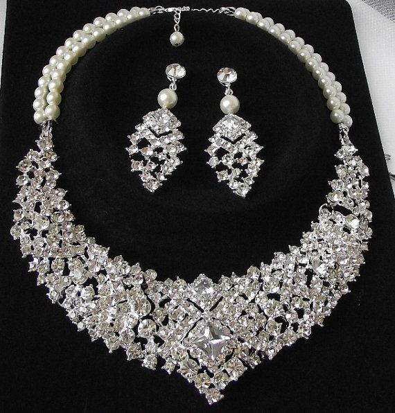 26 best Crystal Avenue Jewelry images on Pinterest Wedding jewelry