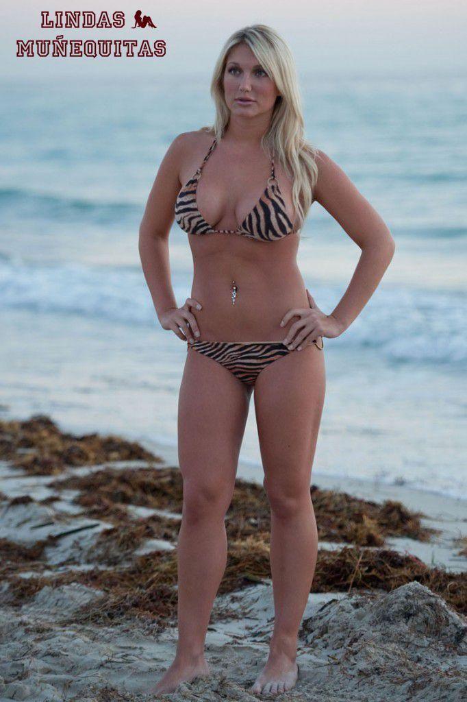 Brooke Hogan, in beautiful bikini , Best in the world ...
