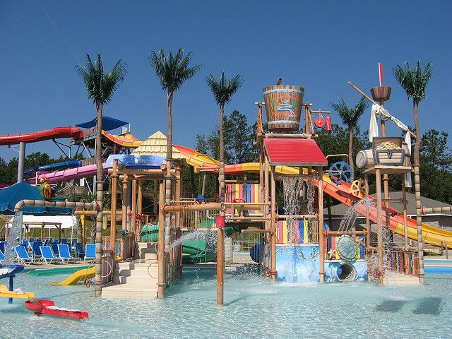Stay cool this summer by visiting one of these 10 amazing Mississippi water parks.