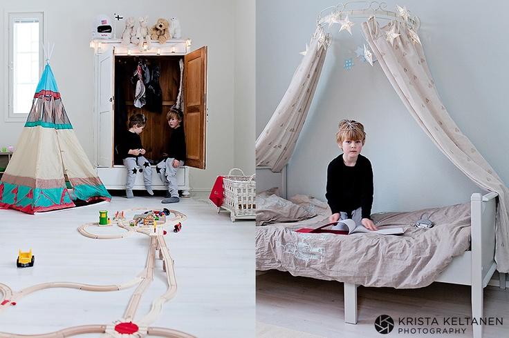 Joulu vaaleanpunaisessa talossa » photo Krista Keltanen