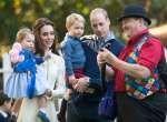 Bei einer Kinderparty am Donnerstagnachmittag hatten aber Prinz George und Prinzessin Charlotte ihre... - pps.at
