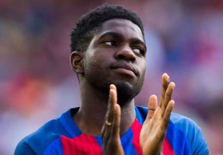Se lesiona con Francia y vuelve a Barcelona