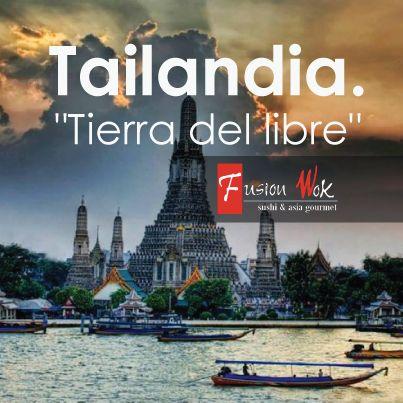 Tailandia - Cultura Fusion Wok #cultura  #tailandia #Cali - #Colombia  #restaurante #sushi #comidaoriental #granada #fusionwok #calico  #fusionwok #restaurantefusion #wok #comidaoriental #gourmet #asia #experienciafusionwok