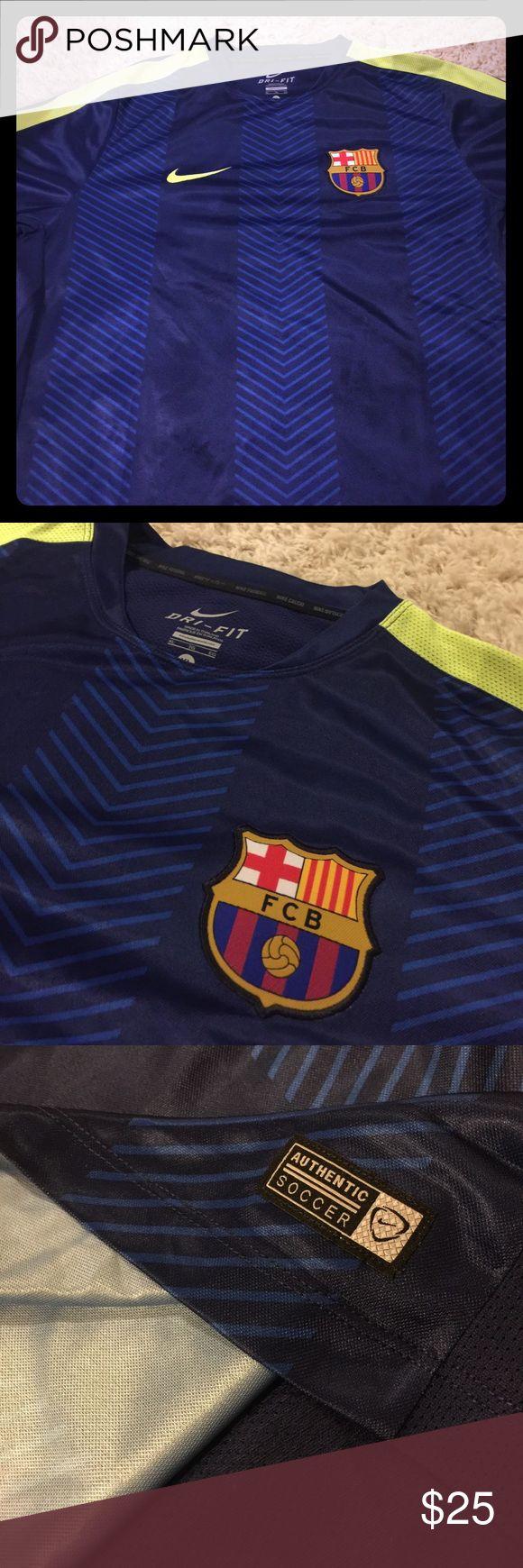 Barcelona t-shirt Nice and brand new t-shirt Nike Shirts