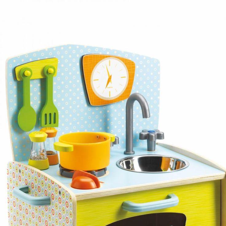 Gabi konyhája- Gaby 's cooker Djeco 6517