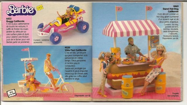 [DATA BASE] Barbie Playline Generaliste - Page 1