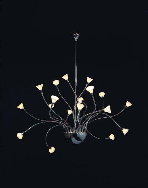 322 besten interessante lampen bilder auf pinterest beleuchtung leuchten und sorgen. Black Bedroom Furniture Sets. Home Design Ideas