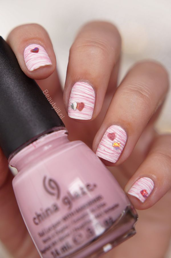 Valentines ~ Beautyill #nail #nails #nailart