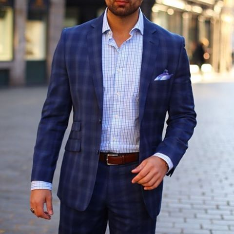 91 best Mens Plaid Suit Ideas images on Pinterest | Costumes ...