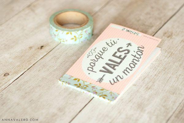 Imprimibles para San Valentín: vales regalo para enamorados #imprimible…                                                                                                                                                                                 Más