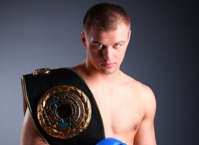 Boxing. Ukrainian sportsmen Glazkov can give a challenge to Vladimir Klitschko