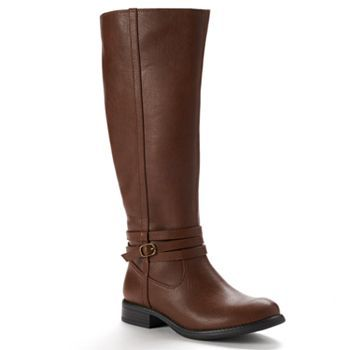 LC Lauren Conrad Women's Riding Boots #Kohls