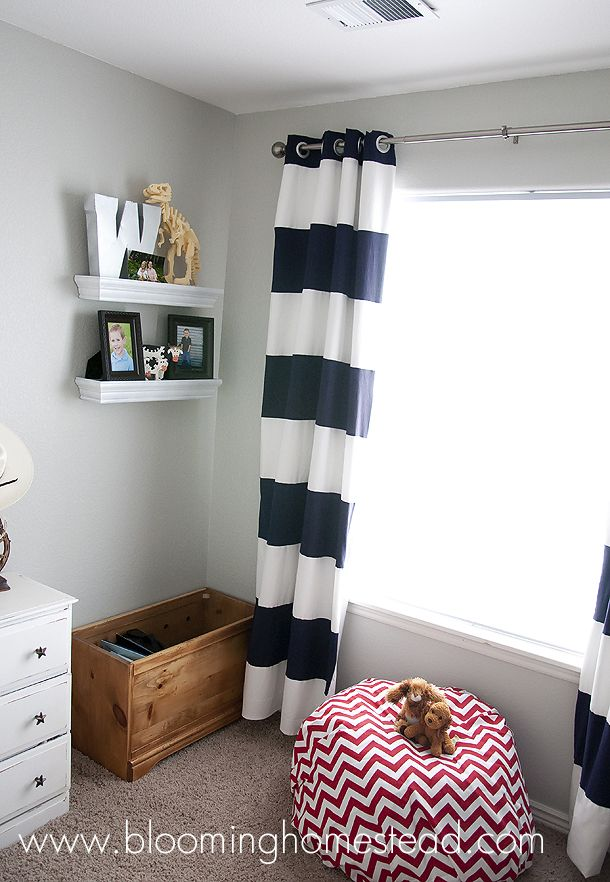 Top 25 Ideas About Boys Bedroom Curtains On Pinterest