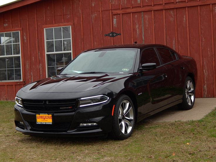 2015 Dodge Charger RT in Phantom Black Tri-Coat Pearl. Powered by the 5.7 Liter V8 Hemi and 8-Speed Automatic Transmission. This rid also has the Beats Premium Speakers and Subwoofer. #DodgeCharger