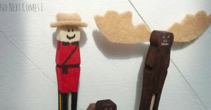 Canada Day Crafts To Celebrate The True North Strong And Free