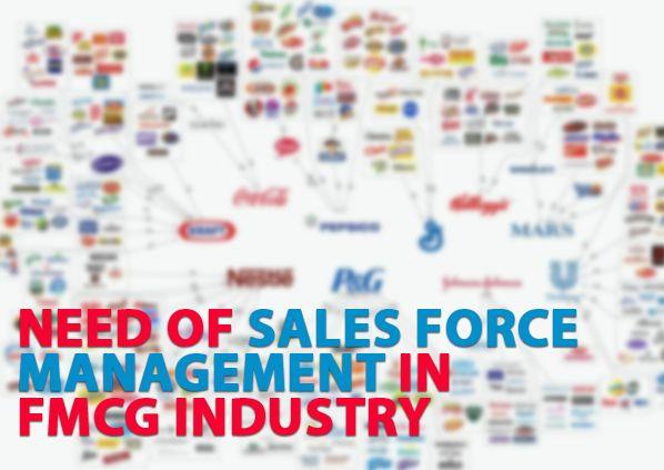 Need of #SalesForceManagement in #FMCG Industry http://goo.gl/b68yMl