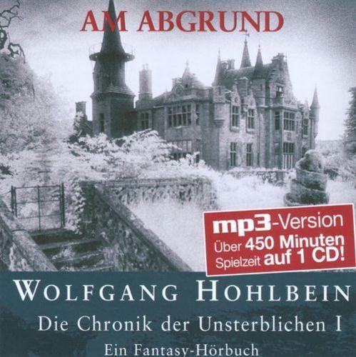 Die Chronik Der Unsterblichen I: Am Abgrund [MP3]