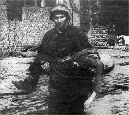 Young solider that had been killed. - Huge Collection Of The Warsaw Uprising Photos 18  Page 3 of 3  Best of Web Shrine