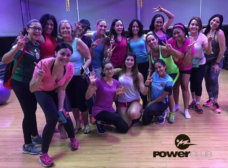 #Repost @alejaratrainer Las Chicas del #Pilates @powerclubpanama #Albrook  #Pilates #YoEntrenoEnPowerClub Y Tu ? Cuantas Calorias Quemaste Hoy?