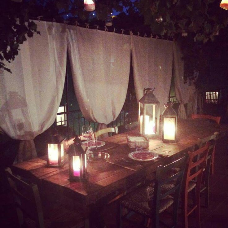 Più di 25 fantastiche idee su Tende Per Terrazza su Pinterest  Tende ...