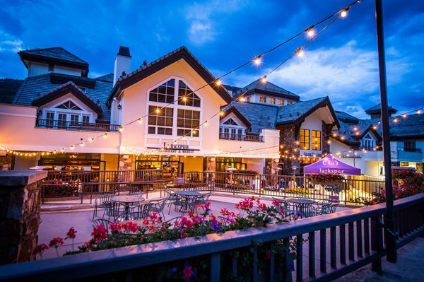 Larkspur Events Dining Vail Co Best Wedding Venue