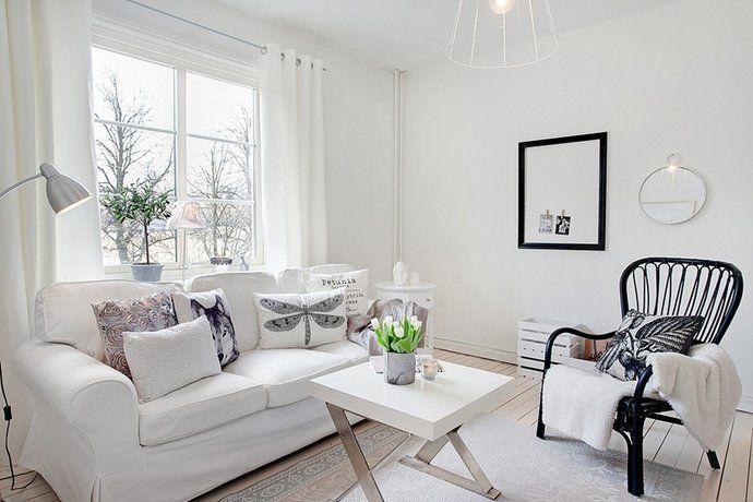 Fönster fönster vardagsrum : Bilder, Vardagsrum - Hemnet Inspiration Bilder, Vardagsrum, Öppen ...