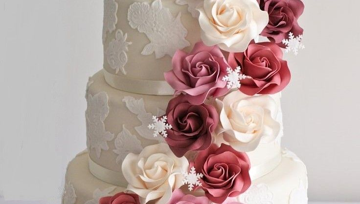 wedding cake marsala