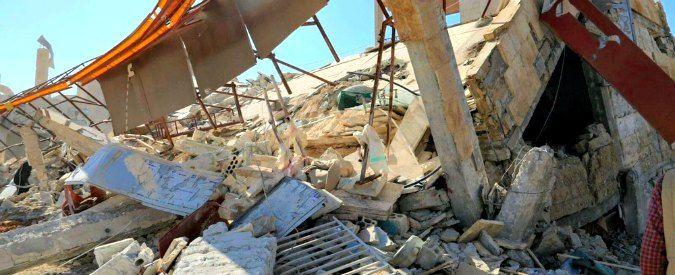 Siria, poligono di tiro delle potenze mondiali e test per nervi delle Cancellerie: al via la nuova Guerra fredda