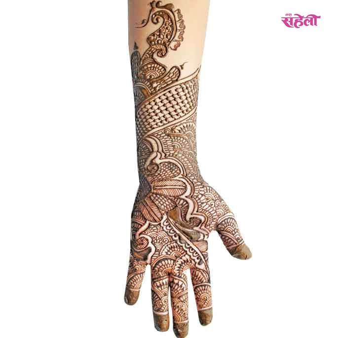 Indo Arabic Mehandi Designs #indo arabic #mehandi #design #eid #festival #popular #latest