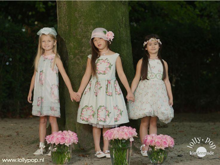 Fotoshoot Monnalisa voor Lolly Pop Kindermode